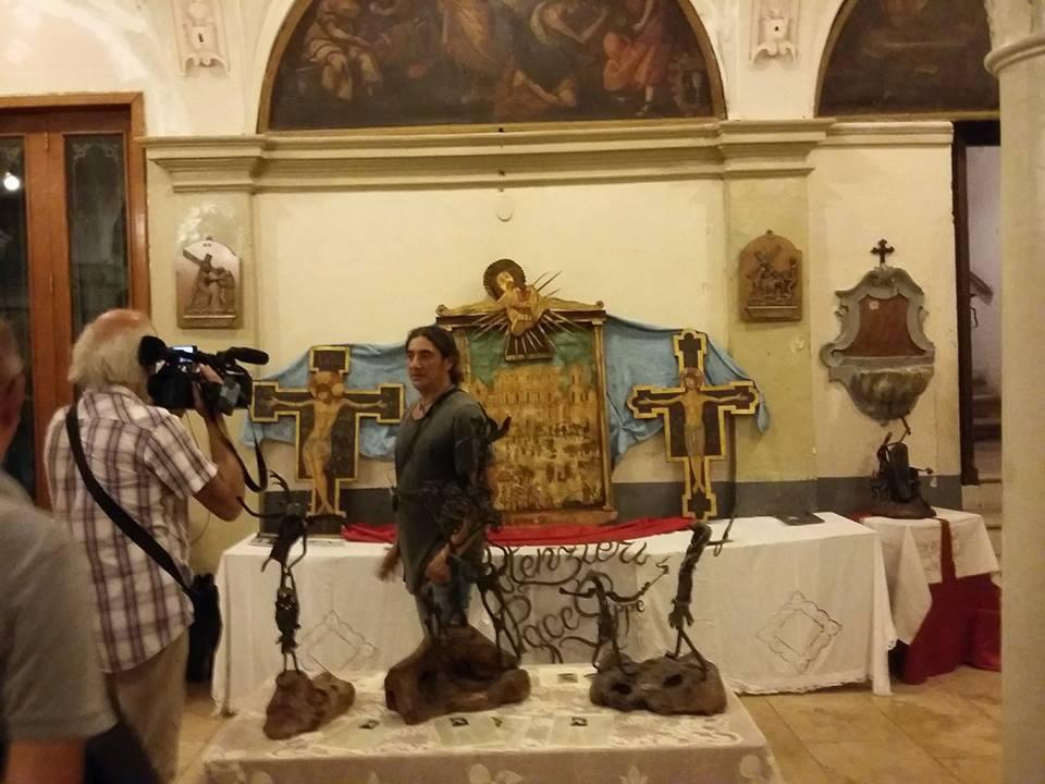 il Crocifisso nell'arte