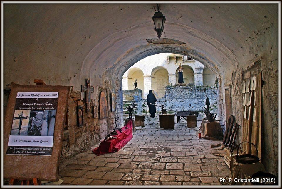 Mostra il sacro tra medioevo e inquisizione 2015