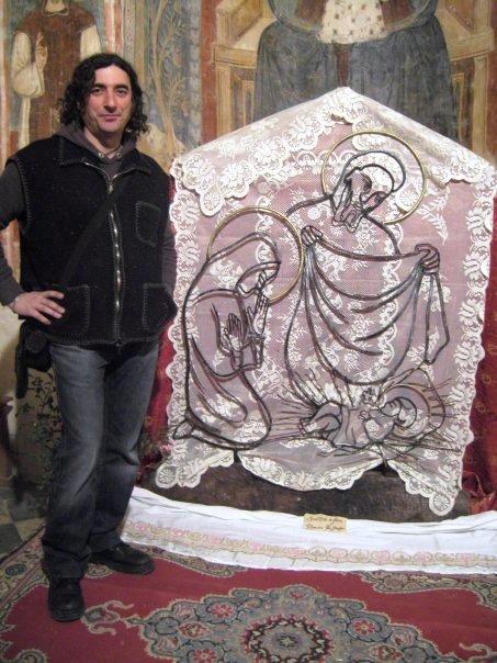 Mostra arte sacra madonna di Juso 2009