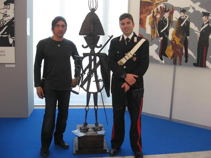 mostra dedicata all'arma 2011