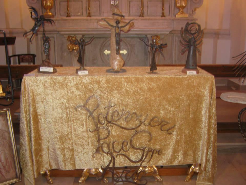 Mostra d'arte sacra santa maria degli angeli