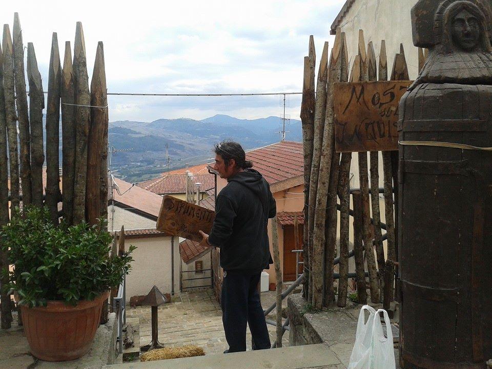 giornate medievali di Brindisi di montagna 2014