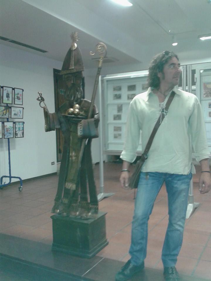 mostra dell'arma museo diocesano Trani