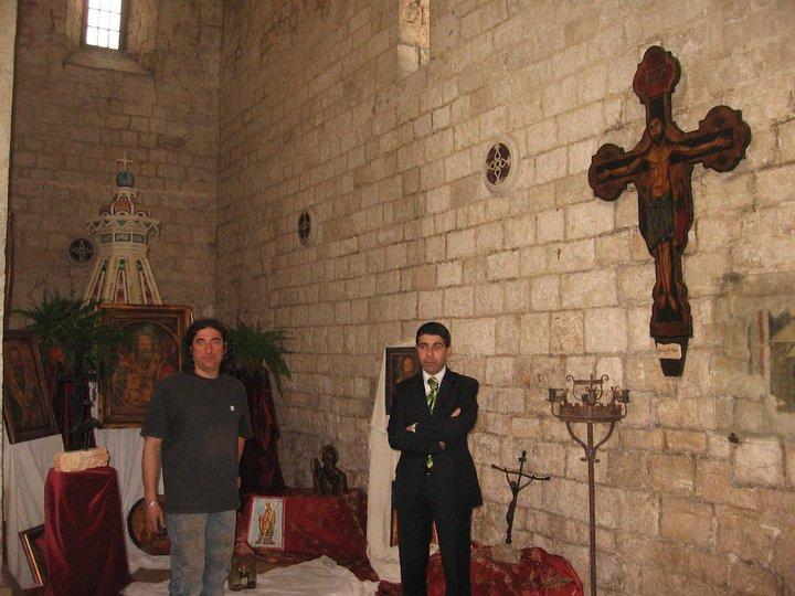 personale Nicolaiana in cattedrale