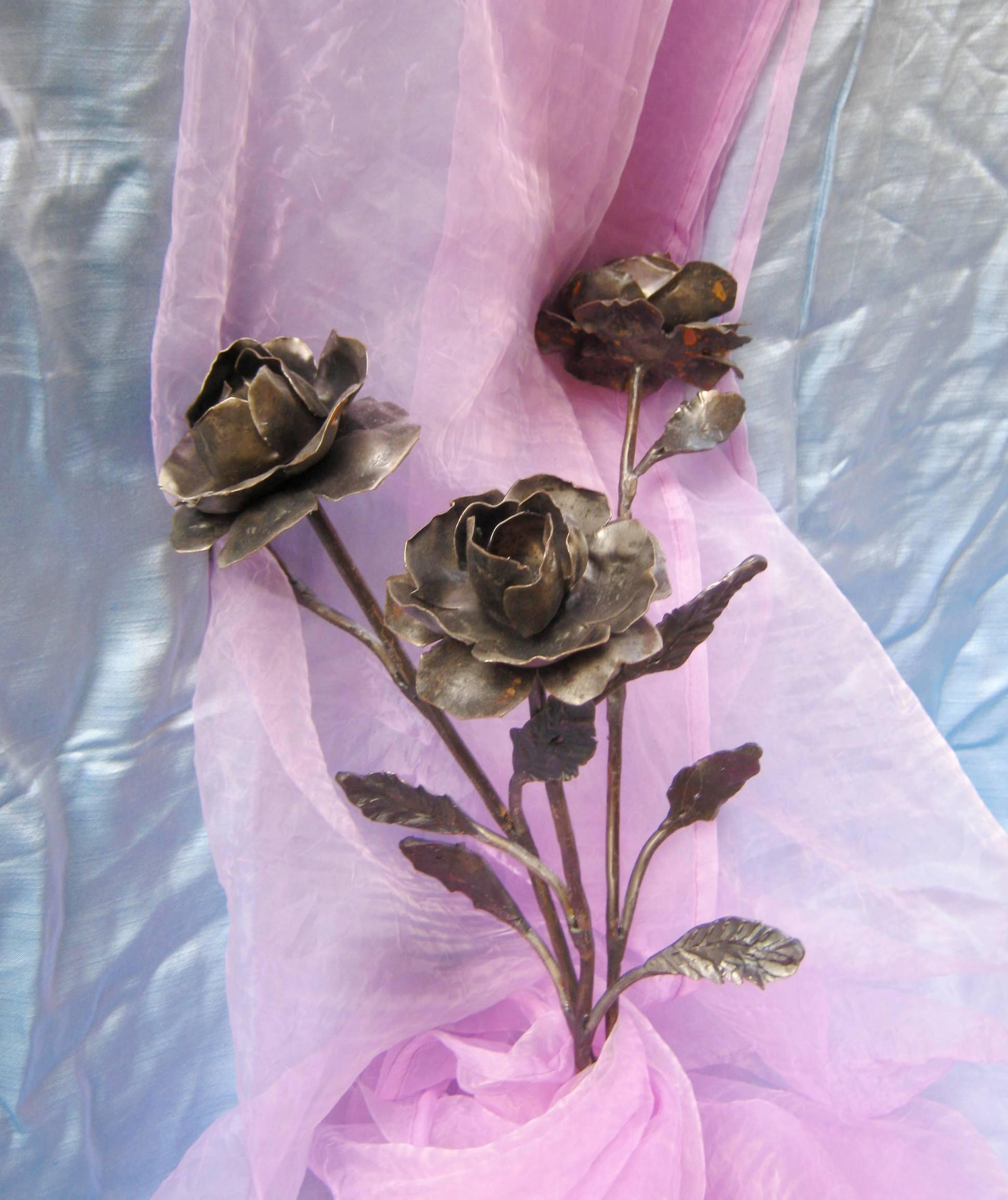 Rose in ferro