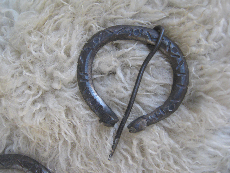 Fibula in ferro