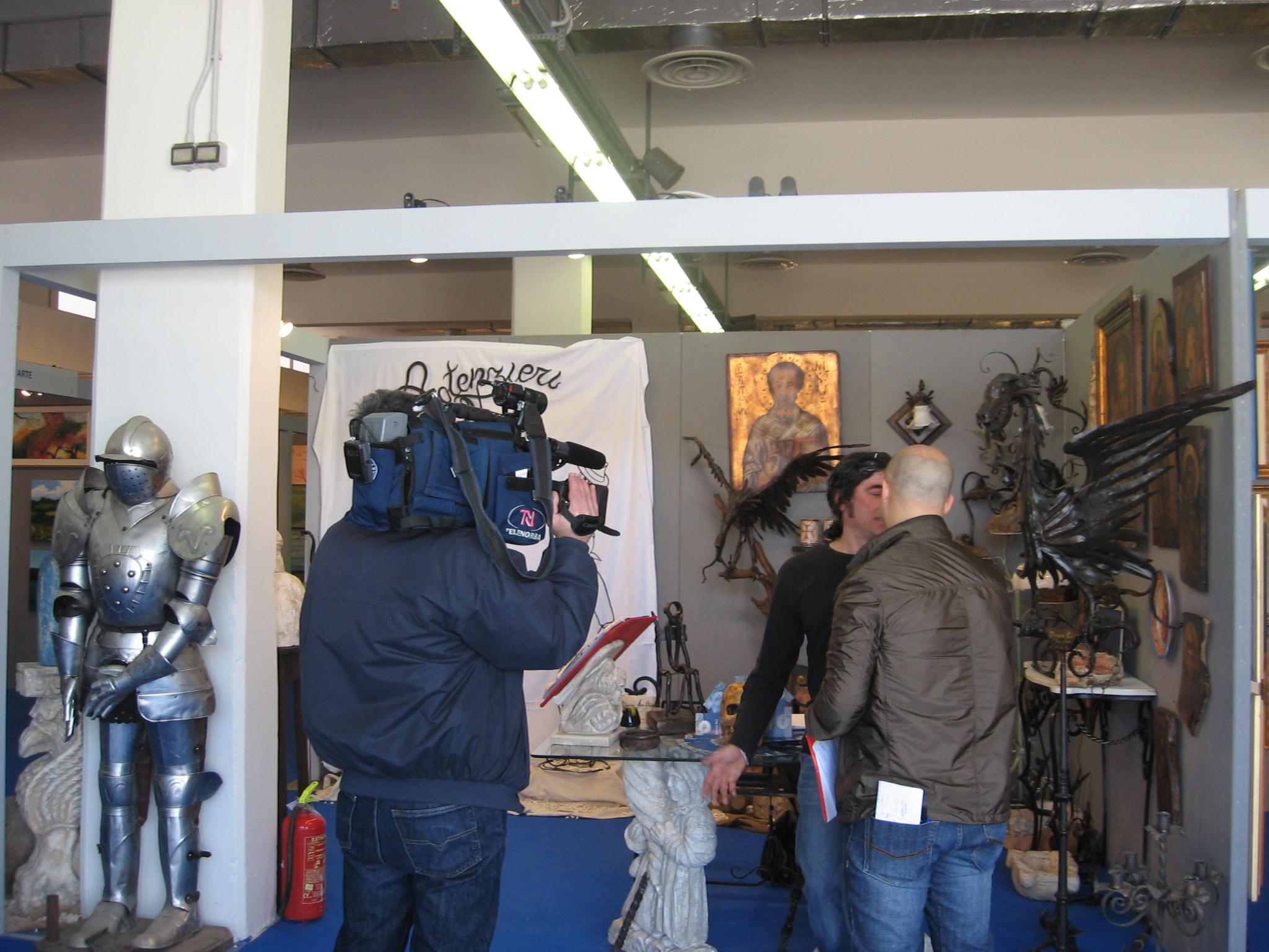 spazio aperto all'arte expo levante 2011
