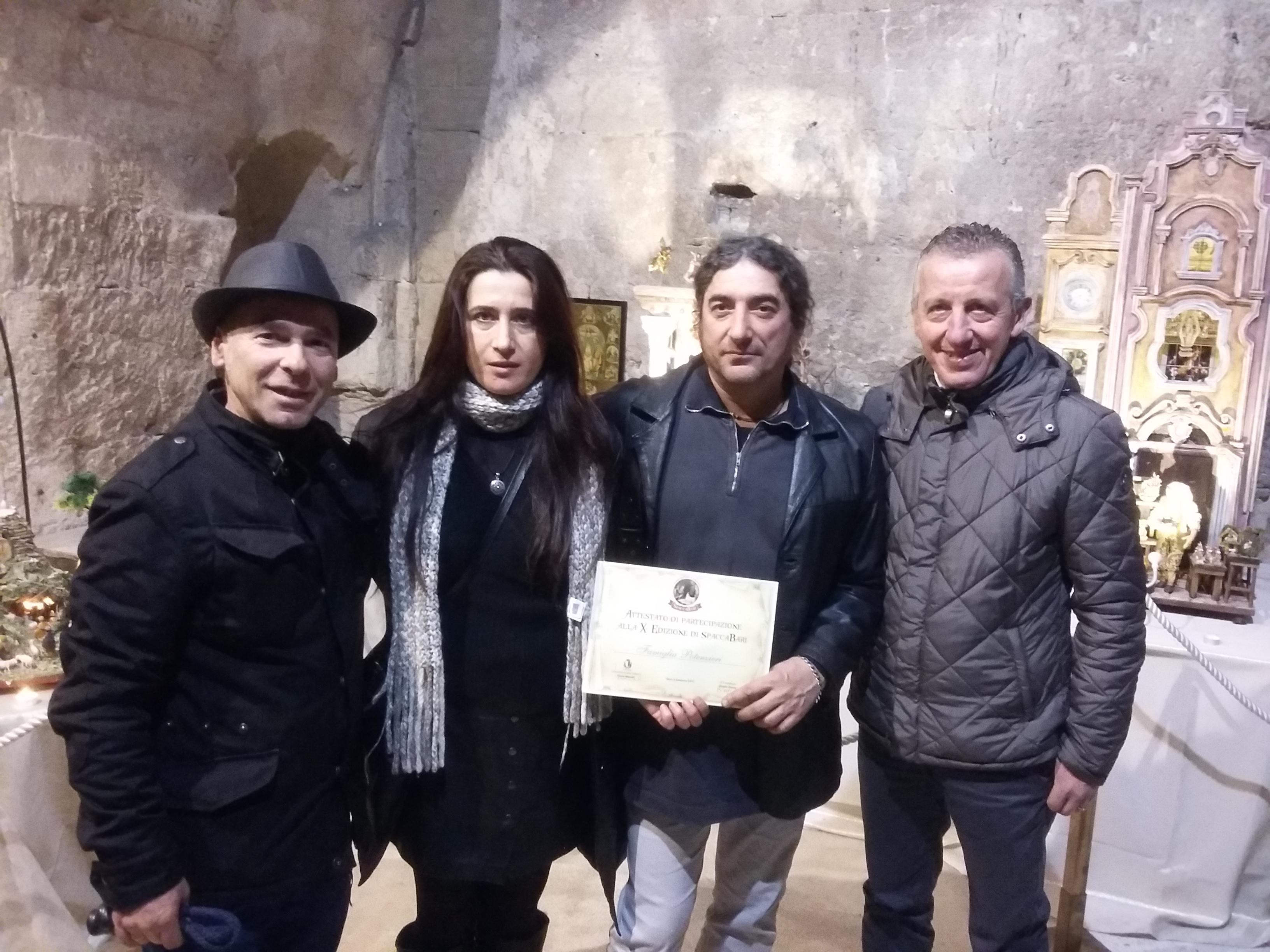 Spacca Bari 2015 fortino sant'Antonio