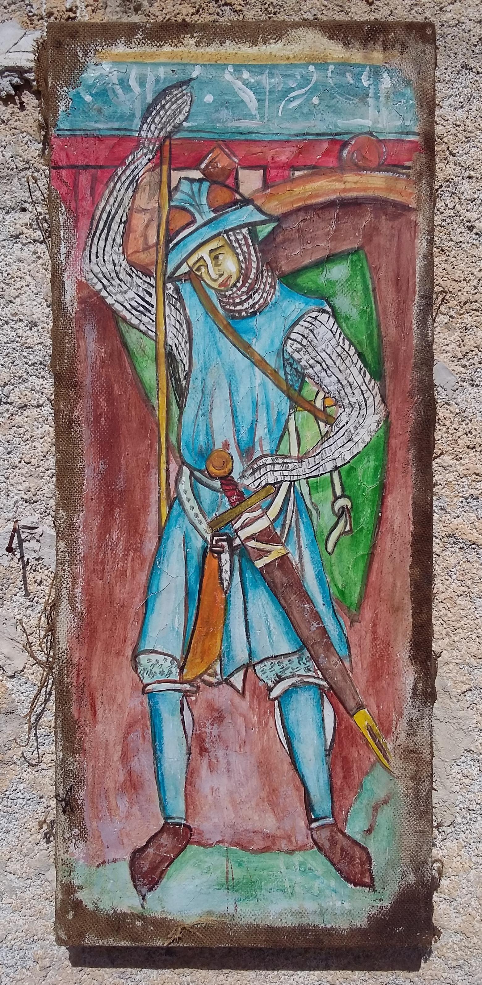 Fante Medievale