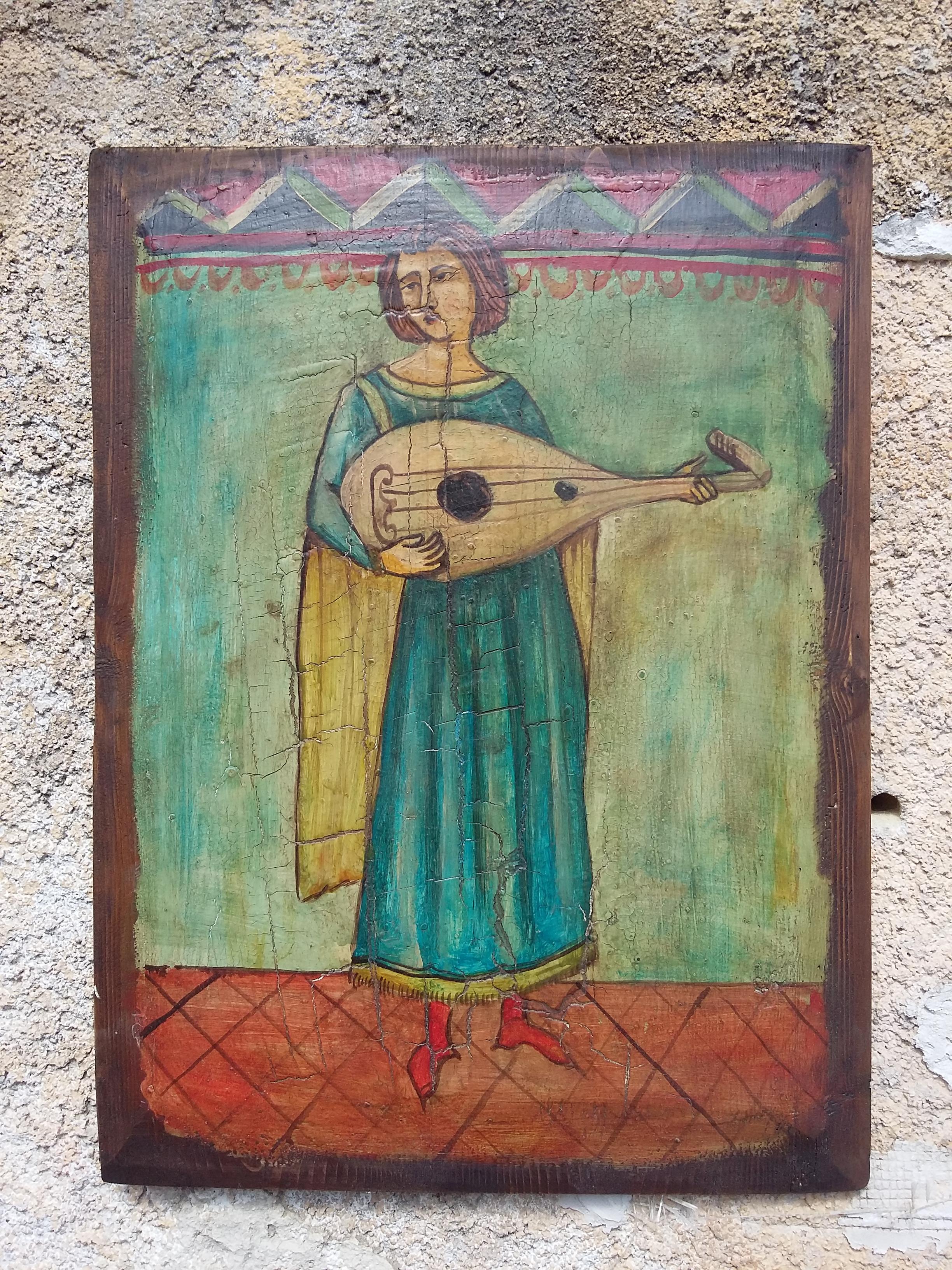 Musico medievale