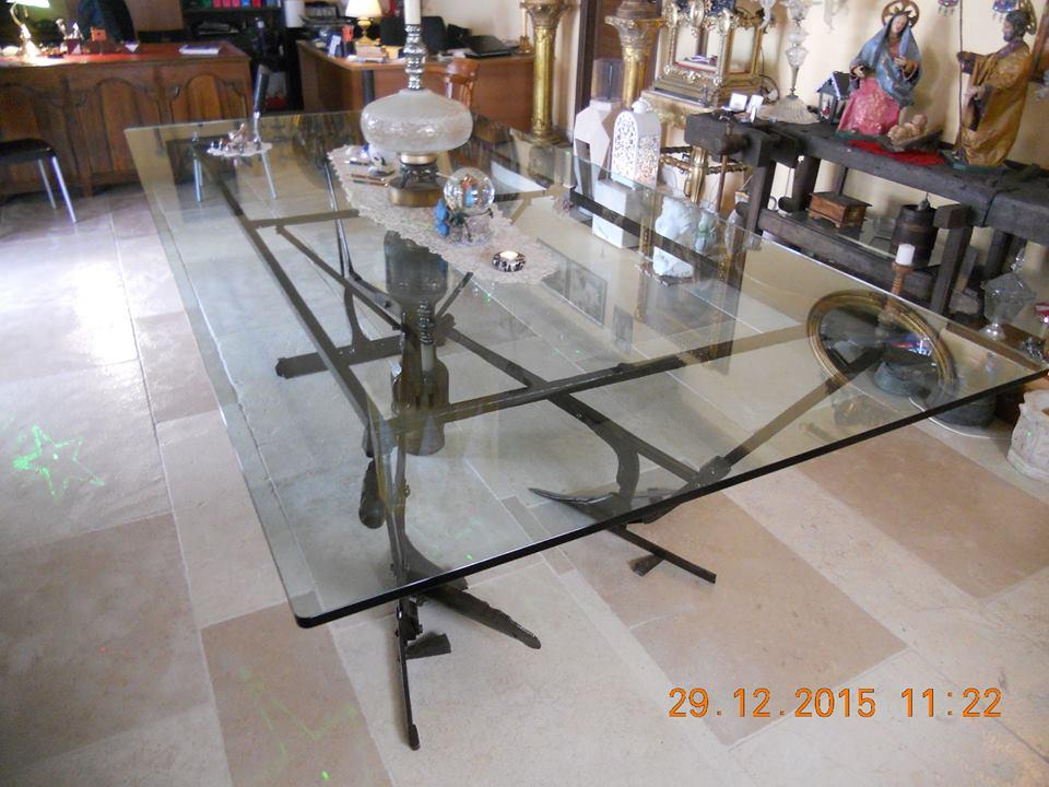 l'antico tavolo