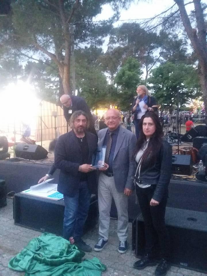 premio S.S, crosifisso Palo del Colle