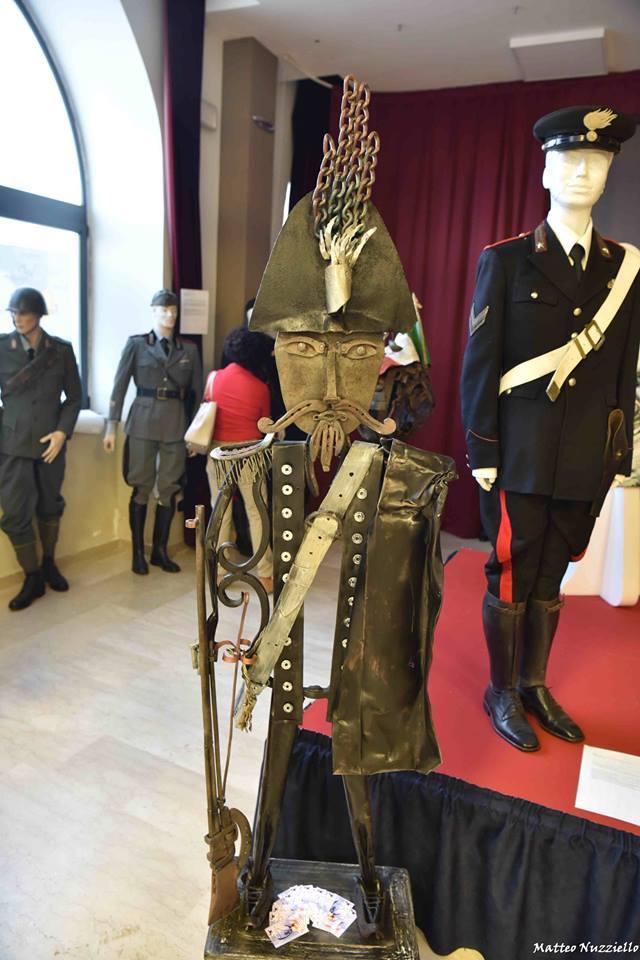 mostra arma dei carabinieri